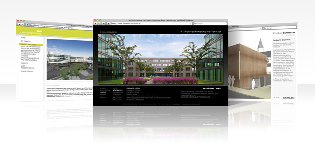 PIA Datenbanken von Architekten & Ingenieuren