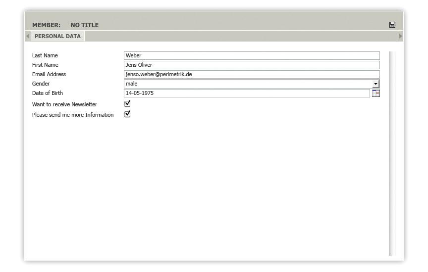 Automatischer Versand von Newslettern mit dem Newsletter Modul für PIA-Webdatenbanken