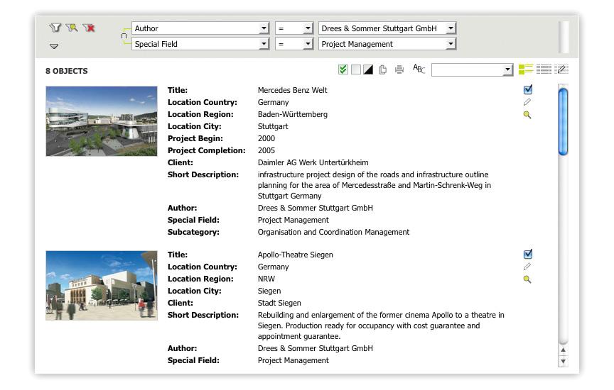 Automatisch Erstellung von PDFs aus aktuellen PIA-Web-Datenbank-Inhalten